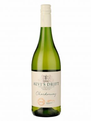 Alvi's Drift Signature Chardonnay white wine 0,75l
