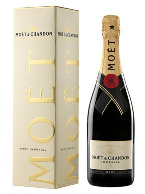 Moët & Chandon Brut in gift box -  Champagne