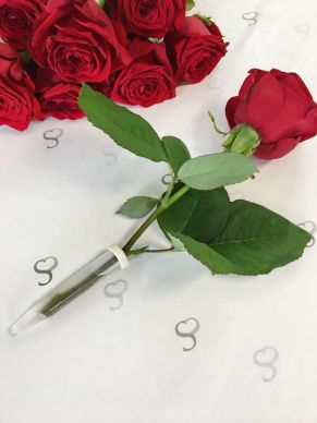 Water tubes for roses 7.5ml - 10 pieces