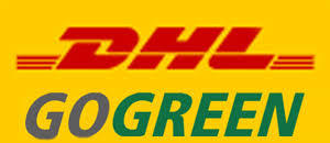 DHL sustainable delivery service