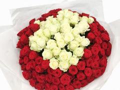 Add a white rose