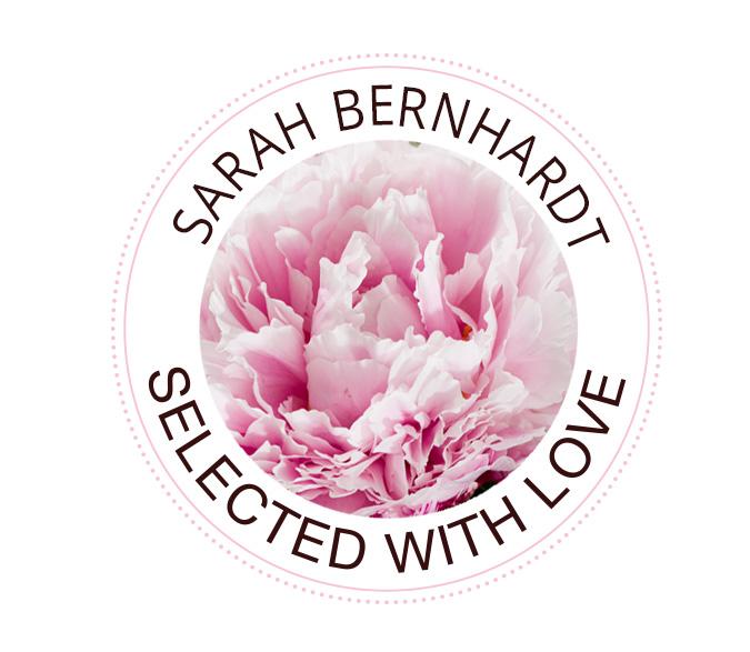 Sarah Bernhardt peonies